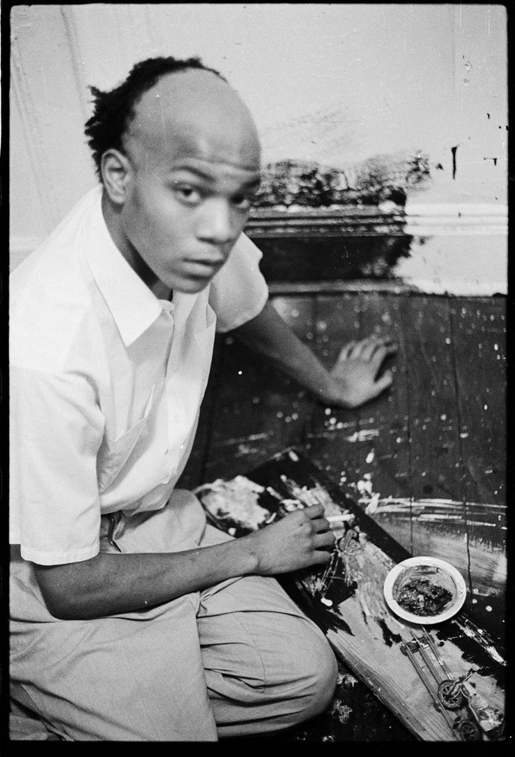 Basquiat's Ex-Girlfriend Reveals Intimate Photos Of The Artist Before He Was Famous | The Huffington Post