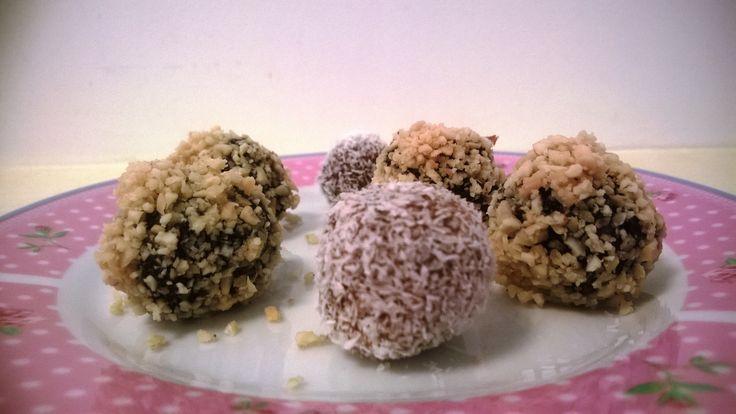 Light τρουφάκια σοκολάτας σε διάφορες γεύσεις κι επικαλύψεις I Science, Gastronomy & Healthy Living