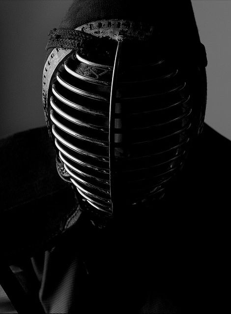 Mask for Japanese Fencing, Kendo