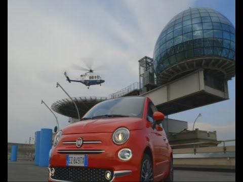 2016 FIAT 500 ALL NEW FIAT 500 Review Interior Driving Commercial Girls ...