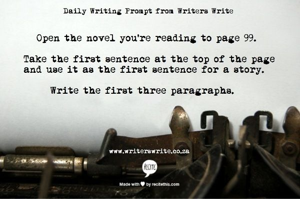 """Daily Writing Prompt mine was """"reluctantly I turn and go about my business."""" I start a lot of things like this do it'll be fun"""