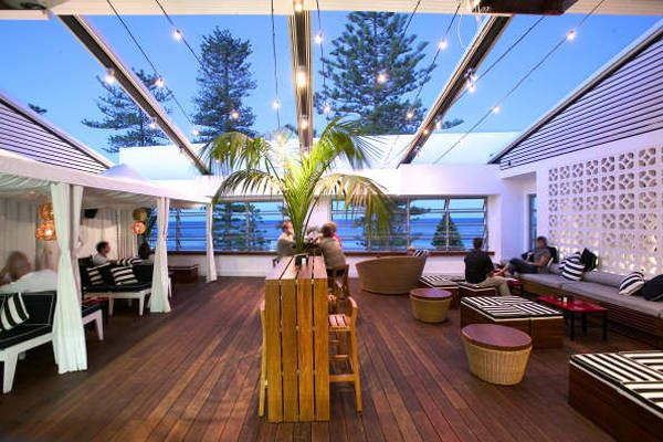 10 best roof top bars sydney