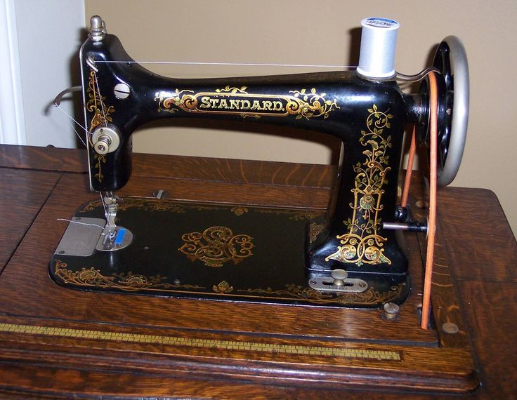 17 Best images about Standard Sewing Machine Co. on ...