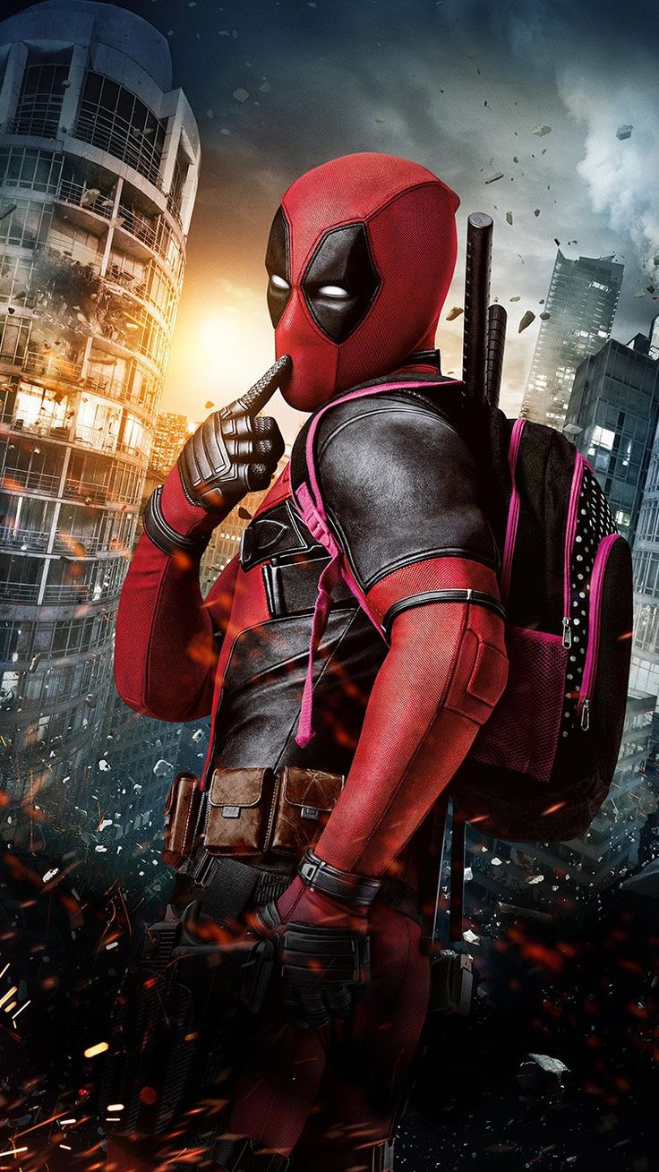 Wallpapers For Deadpool Hd Wallpaper