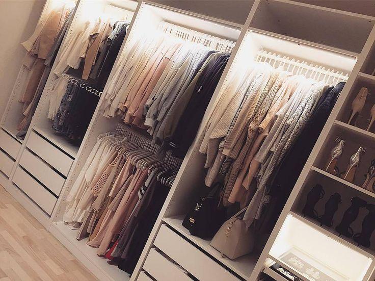 #closetgoals ❤ Yes?  Via @luxury_rich_chicks @sjjdavidsen . . . For Shopping Stylish Outfits Check Link In Bio