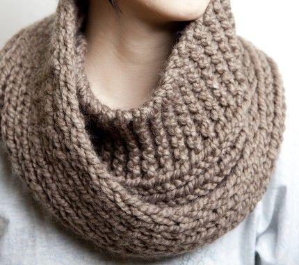 cowl - Crochet Me