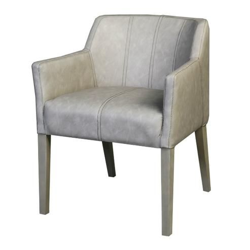armlehnenstuhl aus vintage kunstleder armlehnenstuhl On kunstleder stühle mit armlehne