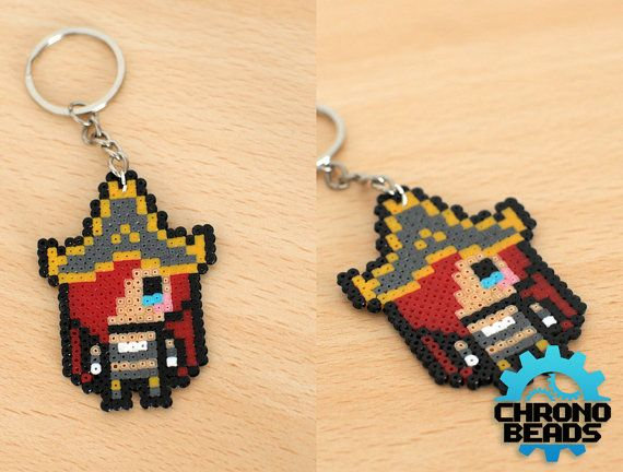 Miss Fortune - League of Legends - LoL - Keychain - customizable
