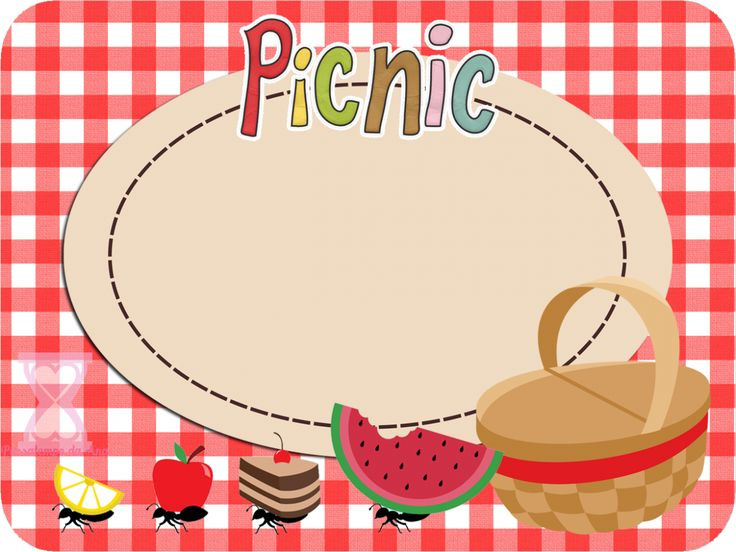 Picnic Invitation Templates