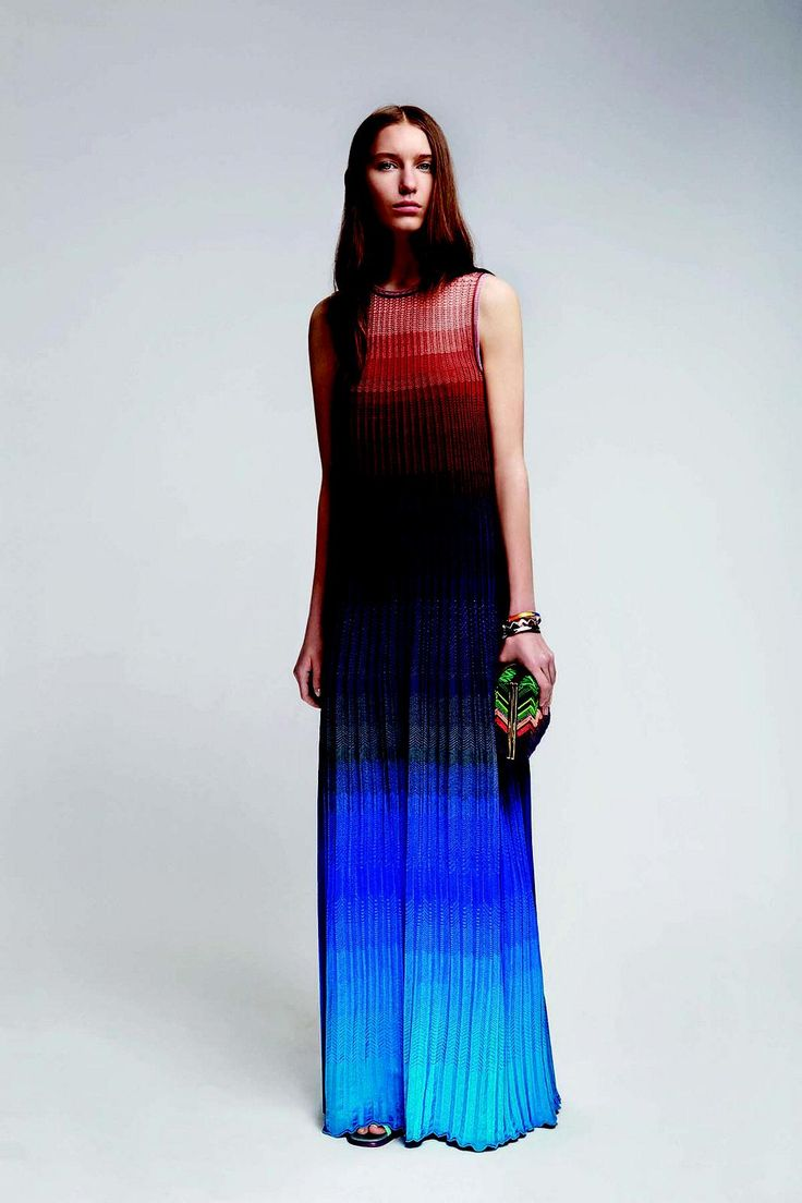 A whole new take on ombre