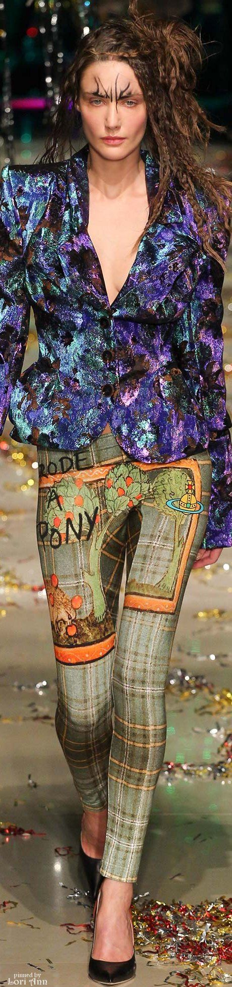 Vivienne Westwood Fall 2015  | The House of Beccaria~