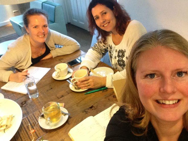 Keek op mijn week: van blogeventlocatie bezoek tot Tom Du party en huisarts