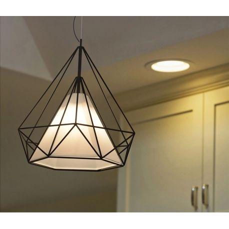 Lampe industrielle PYRAMIDE