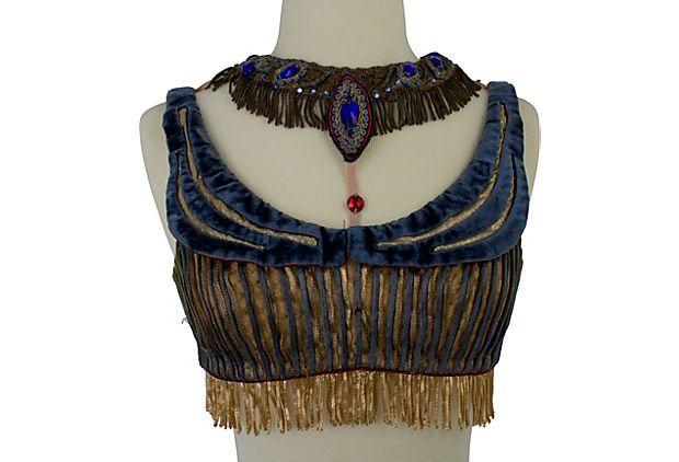 Nutcracker Costume, Arabian Dance Top on OneKingsLane.com