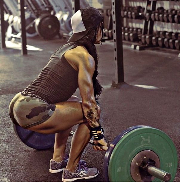 crossfitters Ashley Horner is a beast and I like these