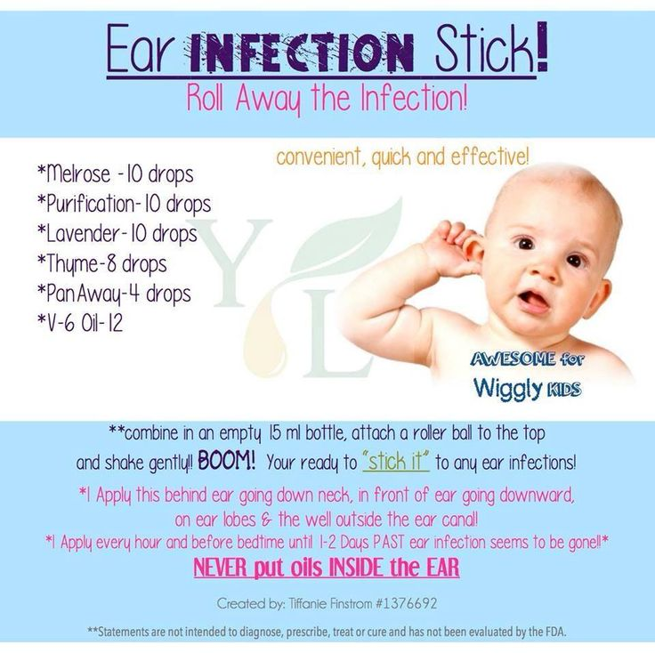 Natural Ear Infection Remedy For Infants