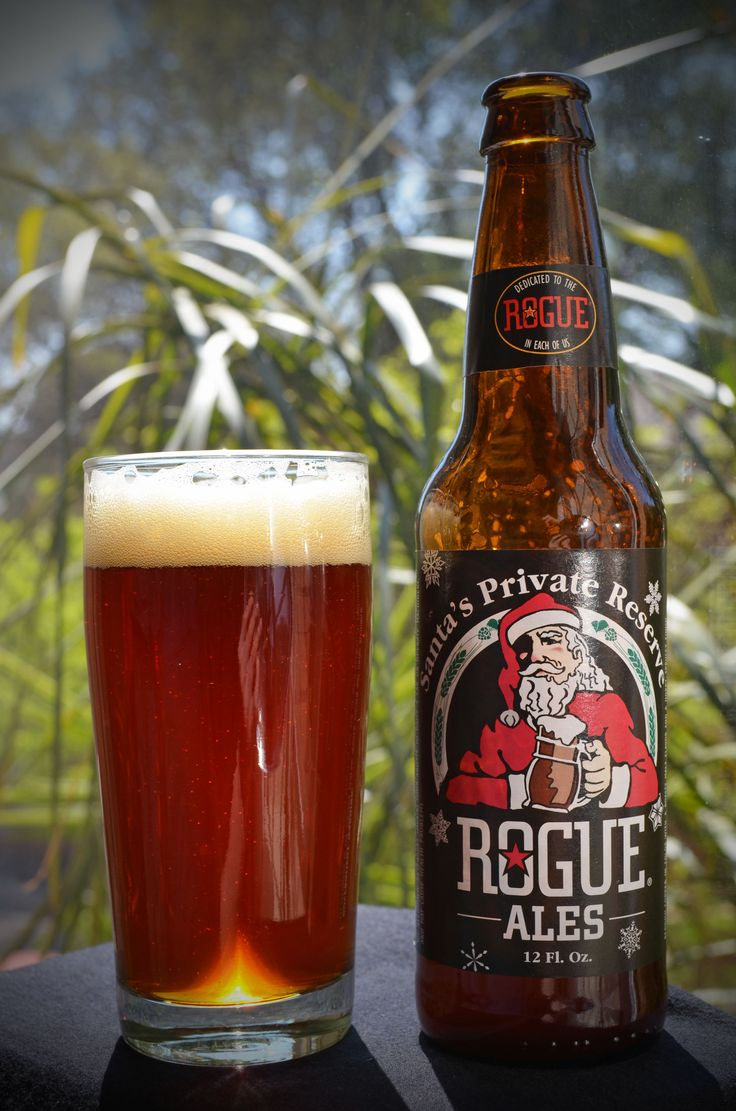 Rogue - Santa's Private Reserve - (Craft Beer)