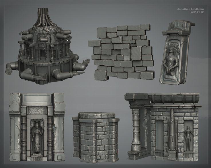 interior temple concept - Buscar con Google
