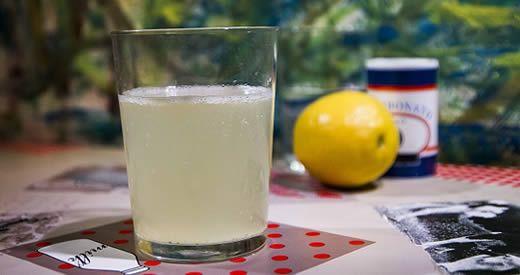 bicarbonato limone peso