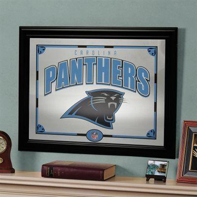 Carolina Panthers 22'' Printed Mirror