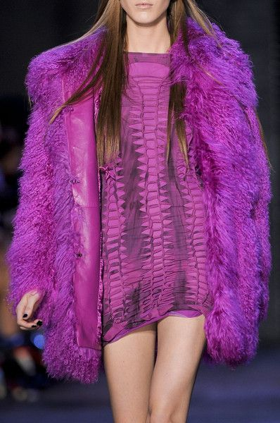 Radiant Orchid Runway