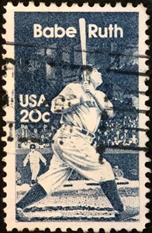 History of baseball via postage stamps!
