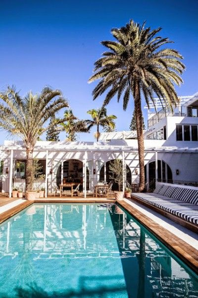 Eclectic Chic: Halycon House, a boutique hotel in Cabarita Beach, stays true to…