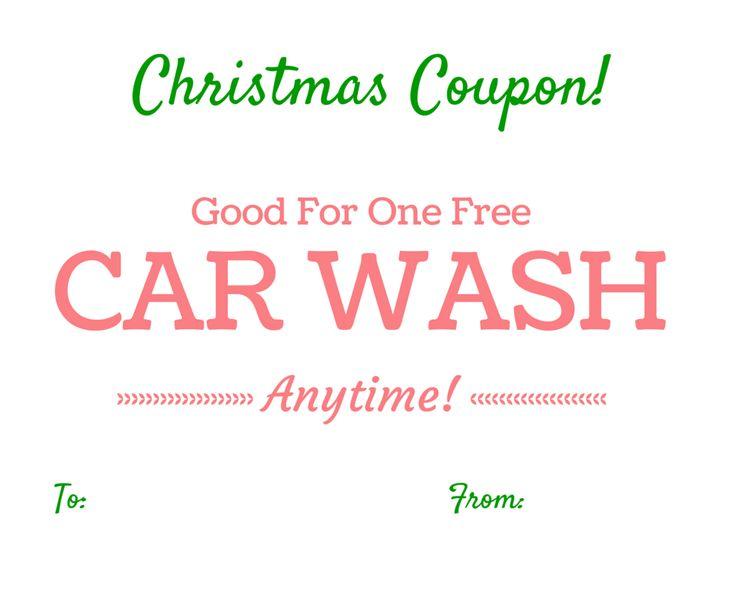 Atlanta car wash coupon