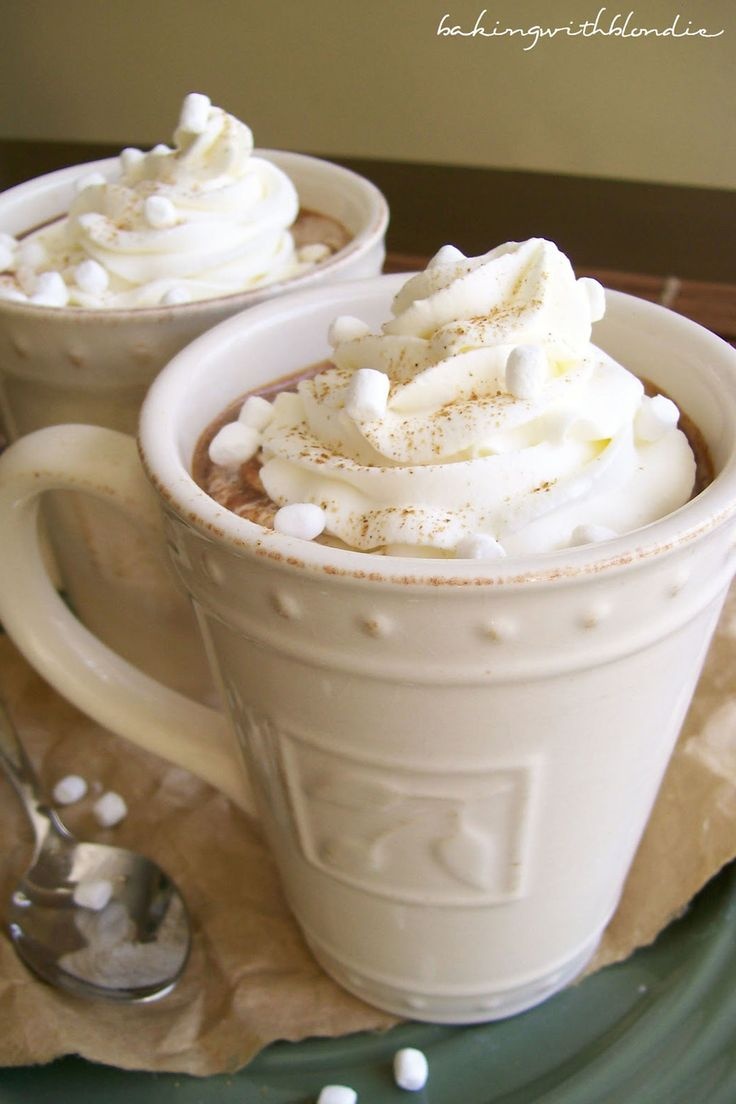 Add a bit of autumn flavor to your hot cocoa with this decadent Pumpkin Spice Hot Chocolate.