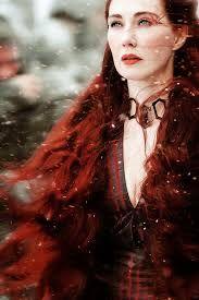 Bildresultat för red priestess got