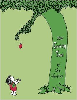 The Giving Tree: Amazon.co.uk: Shel Silverstein: 9781846143830: Books