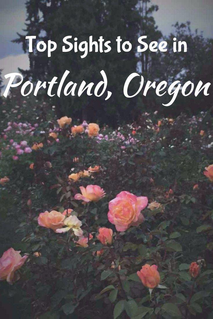 An Afternoon in Portland 1243 best Oregon