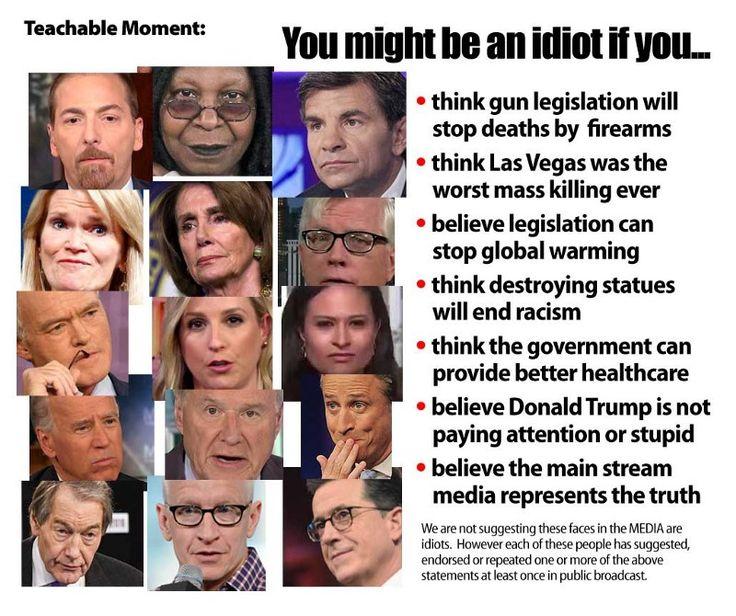 I thought this needed to be said.  The press isn't doing their job properly.  #media #liberalmedia #propaganda #mainstreammedia #jefffoxworthy