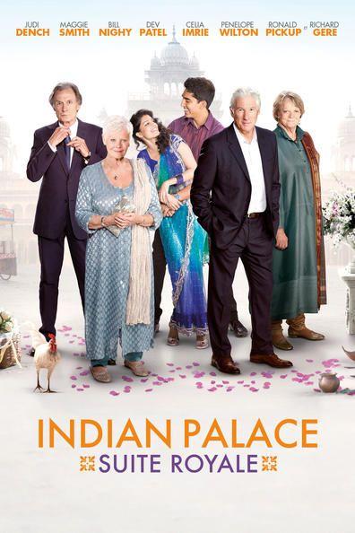 Indian Palace : Suite royale (2015) Regarder Indian Palace : Suite royale (2015) en ligne VF et VOSTFR. Synopsis: Sonny cherche à agrandir l'hôtel, ce qui l'occupe beaucoup plus q...