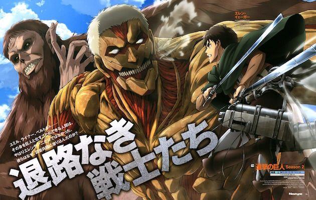 Bloculturizando Shingeki No Kyojin Temporada 3 Descarga Con Mega Kyojin Shingeki No Kyojin Shingeki No