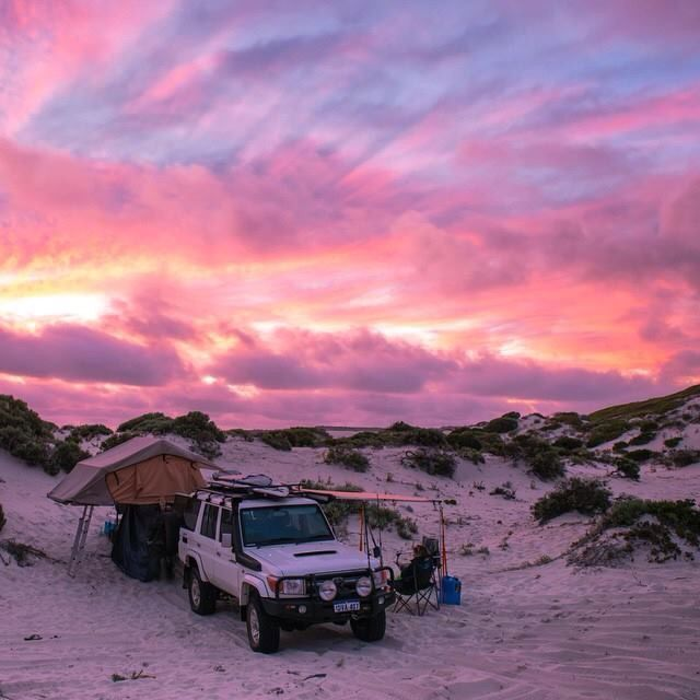 Western Australia #camping