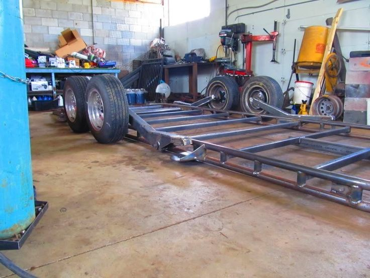 Bagged bodydropped trailer - Page 2 - Street Source The Ultimate Custom Automotive Resource