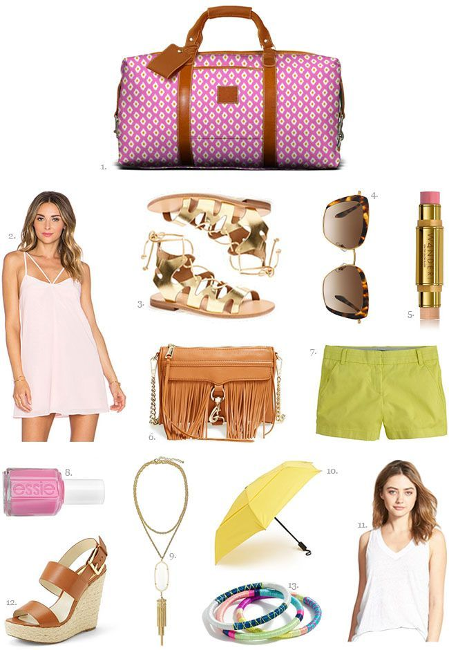 Washington, D.C. Packing List   what to pack for a summer trip   summer travel must haves   summer travel fashion    a lonestar state of southern
