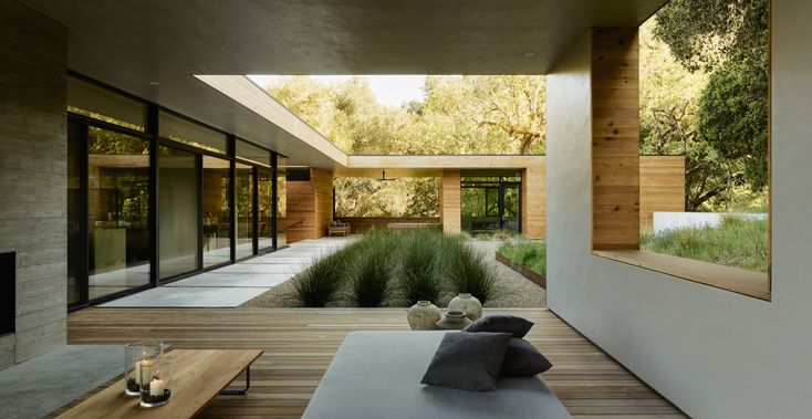 Image 14 of 33 from gallery of Carmel Valley Residence / Sagan Piechota Architecture. Photograph by Joe Fletcher