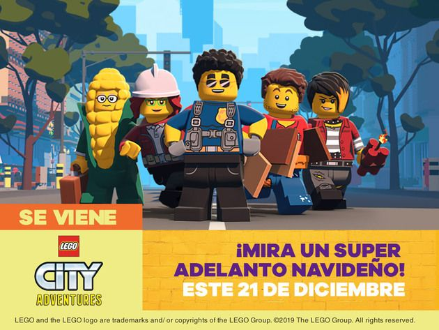 Nickelodeon Latin America And Nickelodeon Brazil To Premiere Lego