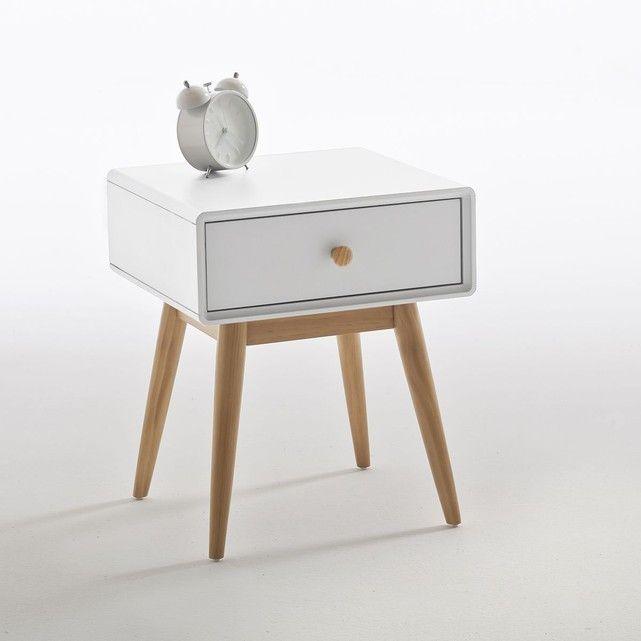 Chevet Jimi Table De Chevet Scandinave Mobilier De Salon Table De Chevet Originale
