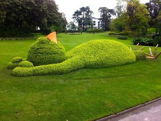 Rendez-vous n°2 : nos jardins secrets / Le jardin des Plantes de Nantes