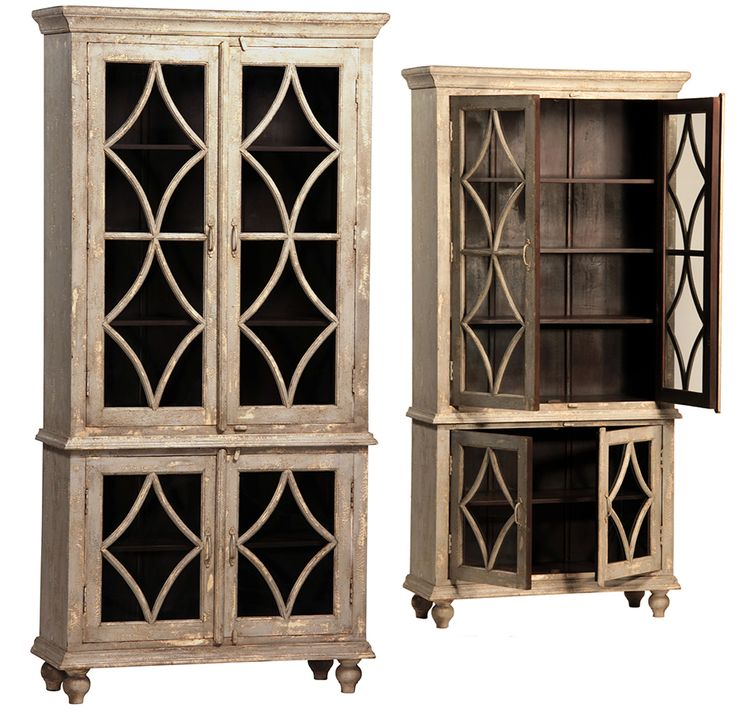 tall living room cabinets. Dovetail Furniture 4 Door 2 Part Cabinet 44 x 17 d 88 h 428 best Luxury Bookcases Tall Cabinets images on Pinterest