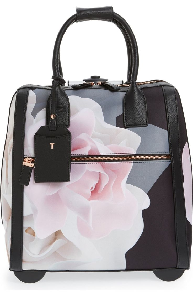 This porcelain rose Ted Baker London travel bag will turn any getaway into a stylish event.