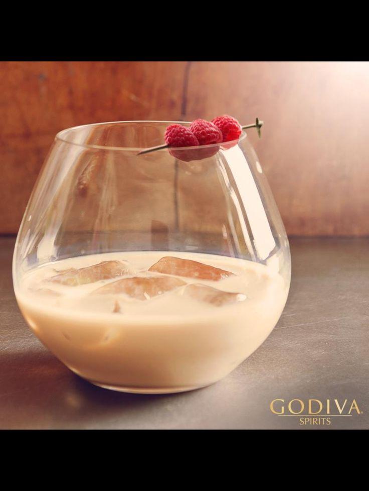 Godiva Caramel Liqueur Drink Recipes