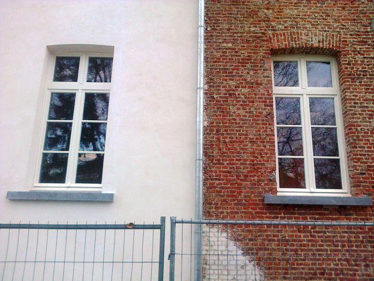 SINT ANGELAKLOOSTER RESTAURATION Belgium, Tildonk Kruineikestraat