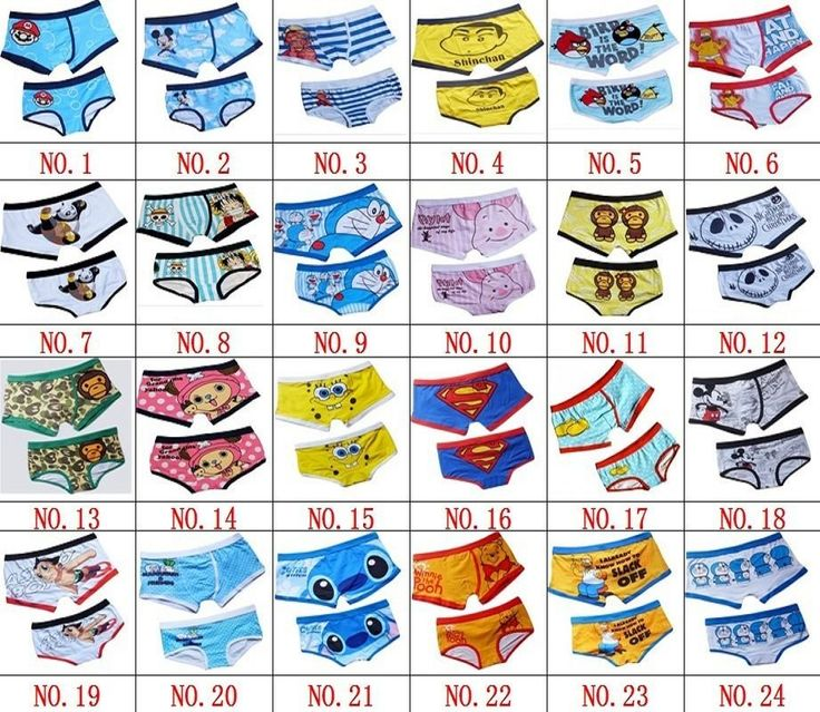 Cartoon Characters Underwear : Women s cartoon character underwear adultcartoon