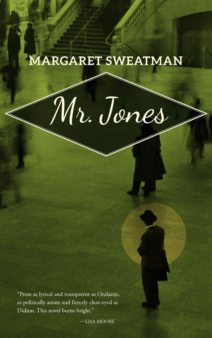 Mr. Jones by Margaret Sweatman