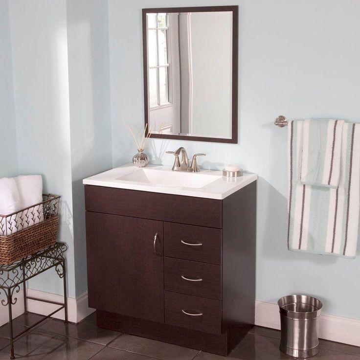 Photographic Gallery Home Depot Bathroom Vanity Ensembles