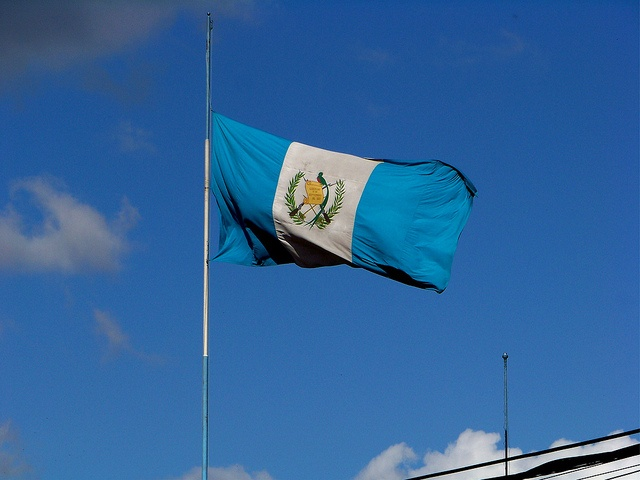Bandera de Guatemala City10 by pensivelaw1